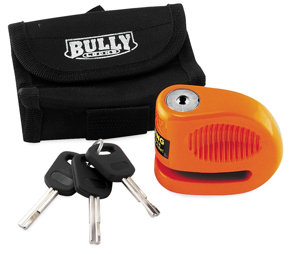 Bully Locks Li'l Bully 5.5 Orange
