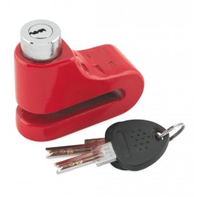 5.5mm Disc Lock Red