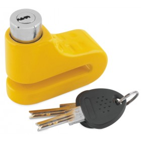 5.5mm Disc Lock Yellow