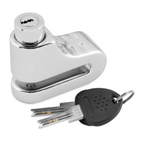 5.5mm Disc Lock Chrome
