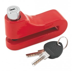 10mm Disc Lock Red