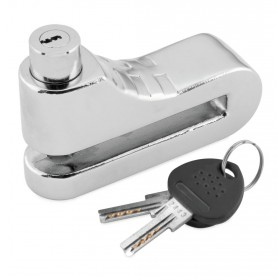 10mm Disc Lock Chrome